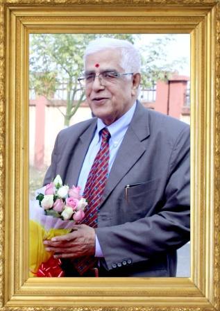 Prof. (Dr.) A K Koul