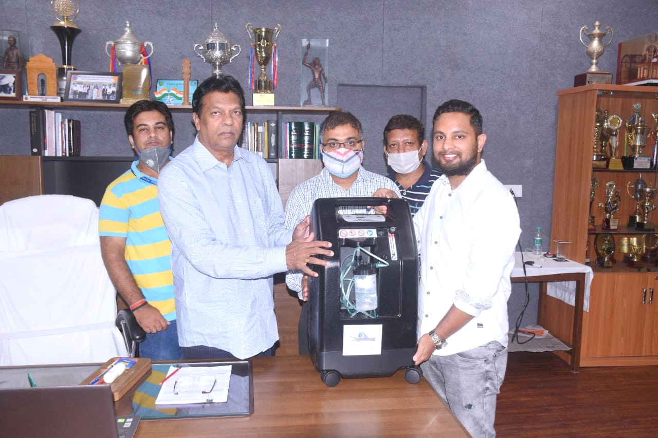 Donate Oxygen Concentrator